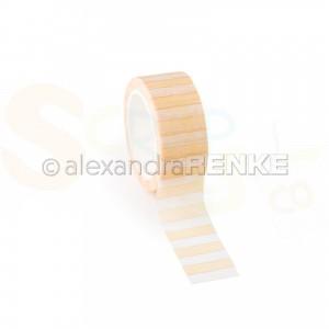 Alexandra Renke, washitape Block stripes yellow, Wt-AR-MU0040